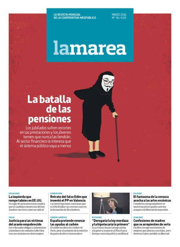La batalla de las pensiones