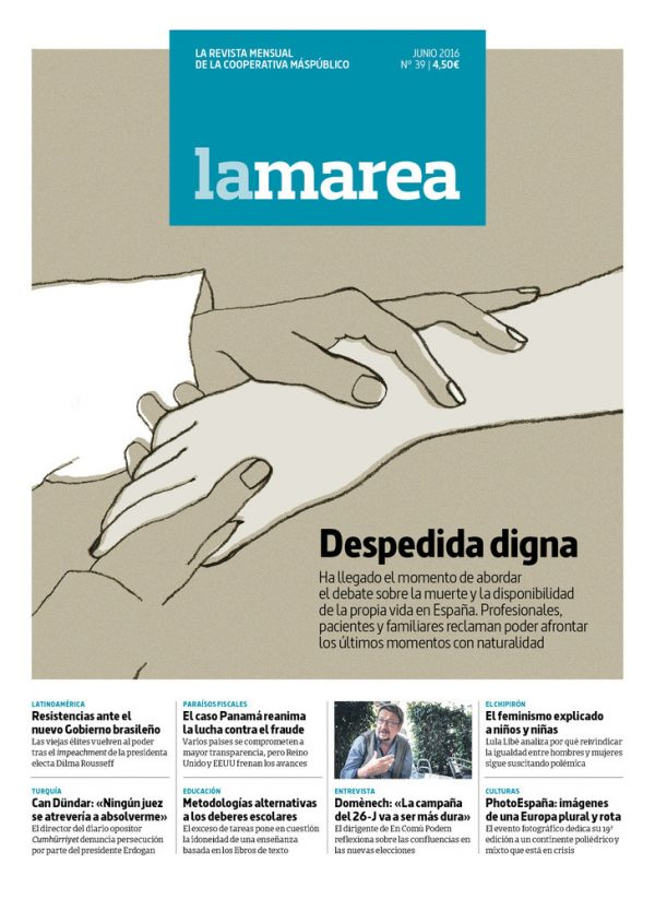 Despedida digna: el debate sobre la eutanasia