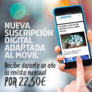 Suscripción digital adaptada al móvil