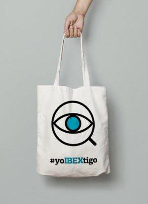 Bolsa #yoIBEXtigo