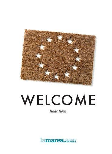 Portada de Welcome, de Isaac Rosa