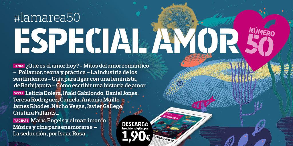 Especial amor La Marea (50 números)