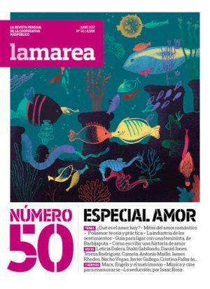 Especial amor La Marea número 50